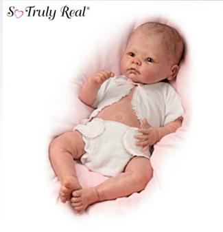 Little Grace Baby Doll by Linda Murray.