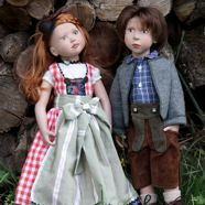 Zwergnase Junior Dolls